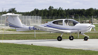 C-GKVS - Private Diamond DA 40 Diamond Star