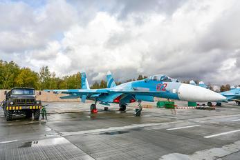 RF-91907 - Russia - Navy Sukhoi Su-27P