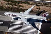 A7-BAM - Qatar Airways Boeing 777-300ER aircraft