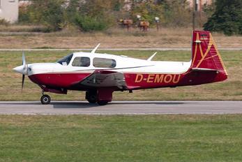 D-EMOU - Private Mooney M-20D