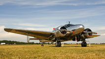 OK-BSC - Private Beechcraft C-45H Expeditor aircraft