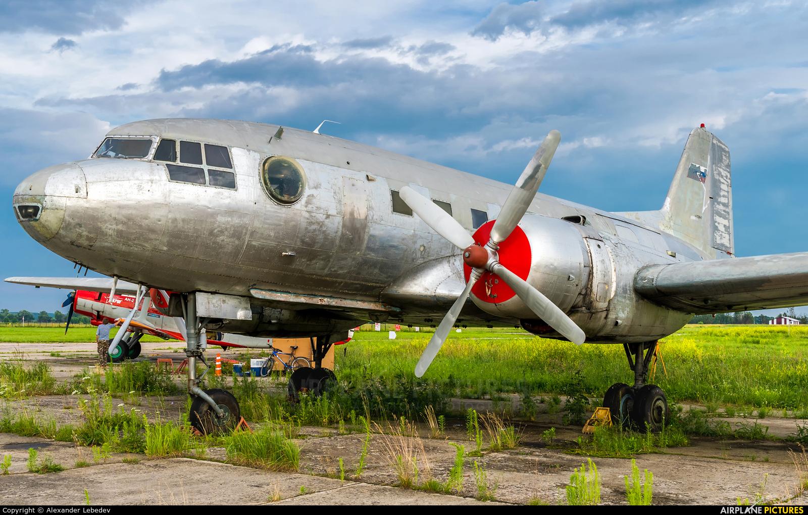Albatros Aero FLARF-01707 aircraft at Orlovka