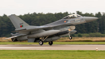 15143 - Portugal - Air Force General Dynamics F-16AM Fighting Falcon