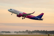 HA-LJD - Wizz Air Airbus A320 NEO aircraft