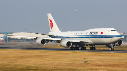 B-2482 - Air China Boeing 747-8