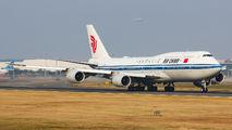 B-2482 - Air China Boeing 747-8 aircraft