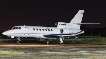PR-WYW - Private Dassault Falcon 50
