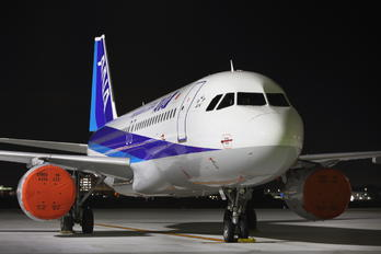 JA01VA - ANA - All Nippon Airways Airbus A320