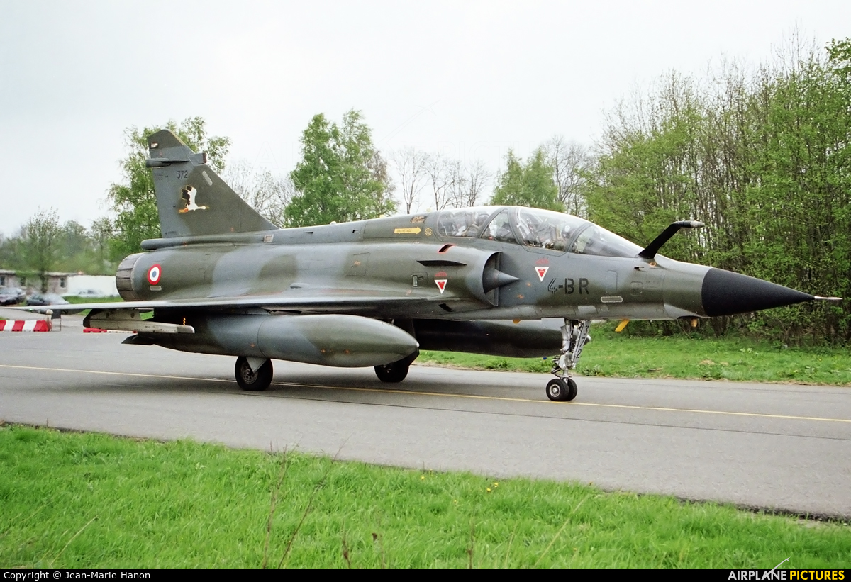 France - Air Force 372 aircraft at Florennes
