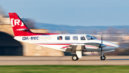 OK-REC - Private Cessna 303 Crusader
