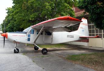 I-MACE - Aero Club Milano Aermacchi AL-60B-2 Santa Mari