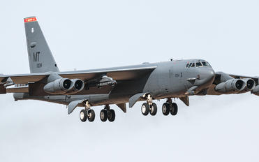 61-0034 - USA - Air Force Boeing B-52H Stratofortress