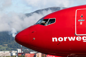 SE-RPE - Norwegian Air Sweden - Airport Overview - Aircraft Detail
