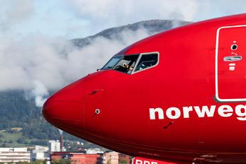 SE-RPE - Norwegian Air Sweden - Airport Overview - Aircraft Detail
