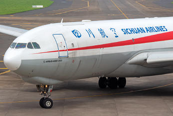 B-308L - Sichuan Airlines  Airbus A330-200F