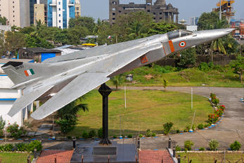 SM-293 - India - Air Force Mikoyan-Gurevich MiG-23BN