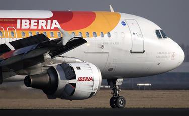 EC-FGH - Iberia Airbus A320