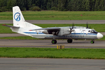 RA-26673 - Letnye Proverki I Sistemy Antonov An-26 (all models)