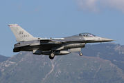 88-0443 - USA - Air Force General Dynamics F-16CG Night Falcon aircraft