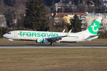 PH-HXF - Transavia Boeing 737-800