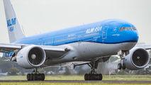 PH-BQN - KLM Asia Boeing 777-200ER aircraft