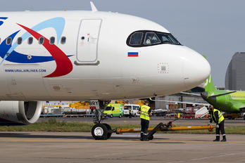 VP-BRY - Ural Airlines Airbus A320 NEO