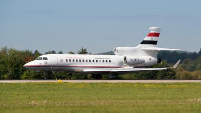 SU-BTT - Egypt - Government Dassault Falcon 7X
