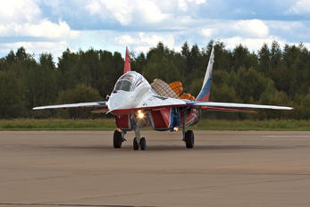 RF-92300 - Russia - Air Force Mikoyan-Gurevich MiG-29UB