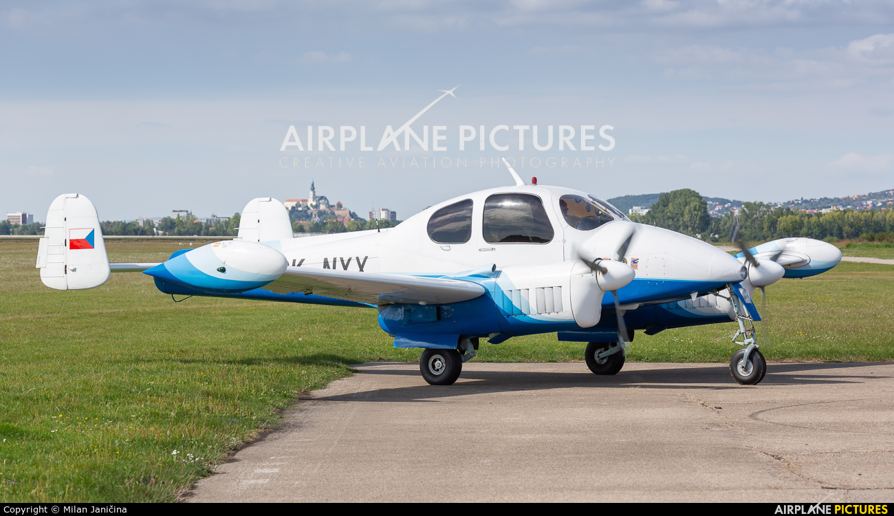 Private OK-NXX aircraft at Nitra
