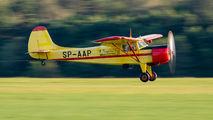 SP-AAP - Aeroklub Ziemi Pilskiej Yakovlev Yak-12M aircraft