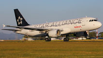 N689TA - TACA Airbus A320 aircraft