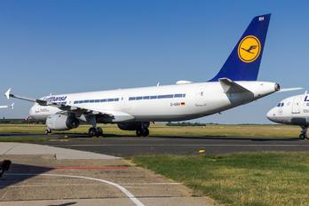 D-AIRH - Lufthansa Airbus A321