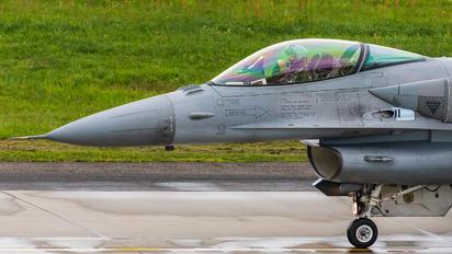 4040 - Poland - Air Force Lockheed Martin F-16C block 52+ Jastrząb