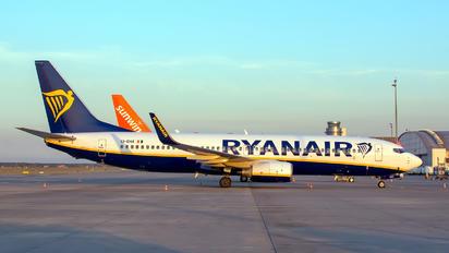 EI-DHA - Ryanair Boeing 737-800