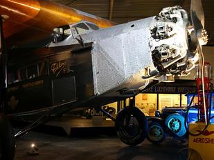 H-NADP - KLM Fokker F.VII