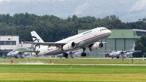 SX-DGE - Aegean Airlines Airbus A320 aircraft