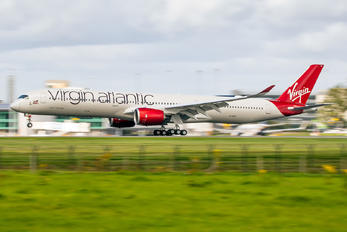G-VDOT - Virgin Atlantic Airbus A350-1000