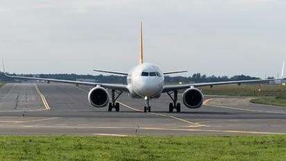 TC-NBS - Pegasus Airbus A320 NEO