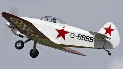 G-BBBB - Private Taylor Monoplane