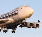 9V-SFP - Singapore Airlines Cargo Boeing 747-400F, ERF aircraft