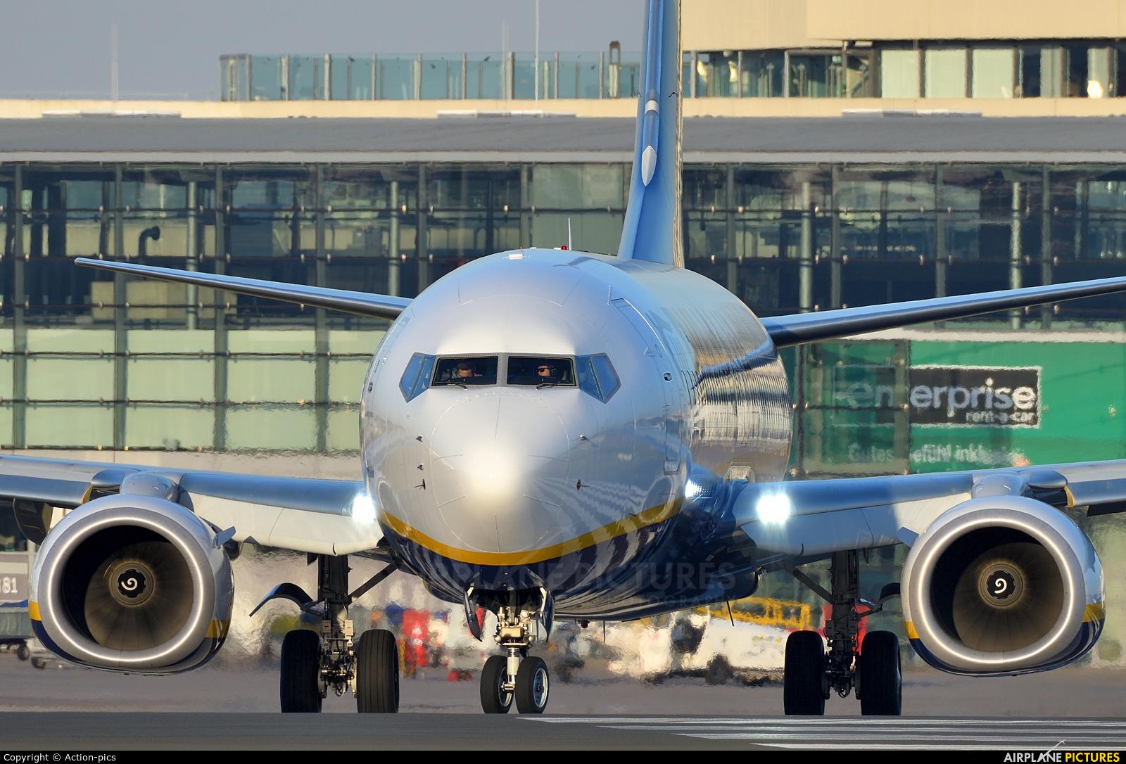 Ryanair (Malta Air) 9H-QAJ aircraft at Cologne Bonn - Konrad Adenauer