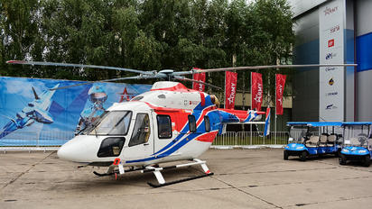 982 - Russian Helicopters Kazan helicopters Ansat