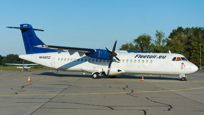 HA-KAO - Fleet Air International ATR 72 (all models)