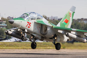 75 - Belarus - Air Force Yakovlev Yak-130