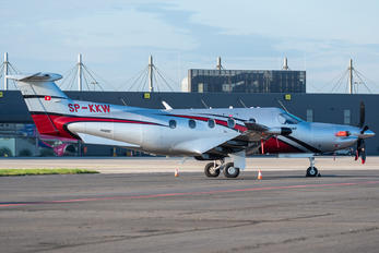 SP-KKW - Private Pilatus PC-12