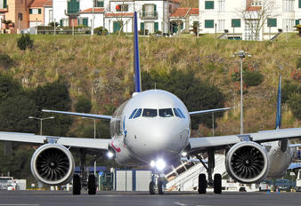 CS-TSI - Azores Airlines Airbus A321 NEO
