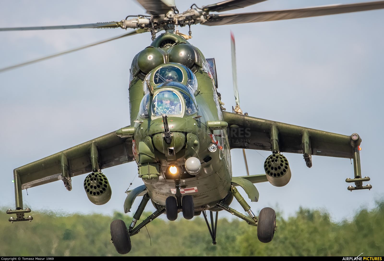 Poland - Army 741 aircraft at Katowice Muchowiec