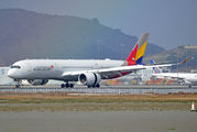 HL7579 - Asiana Airlines Airbus A350-900 aircraft