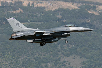 89-2046 - USA - Air Force General Dynamics F-16C Fighting Falcon