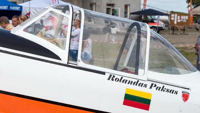 LY-ANP - ANBO aerobatic team Yakovlev Yak-50